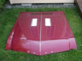 Hood Buick (a-body) 1968-1969