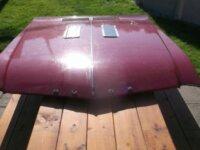 Hood Buick (a-body) 1968-1969 5