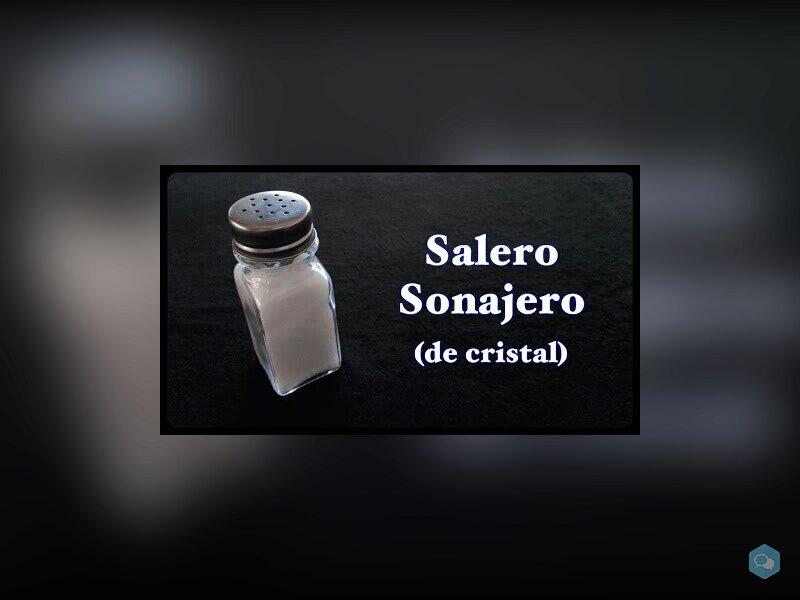 Salero sonajero 1