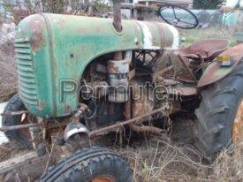 trattore agricolo d'epoca steyer 180