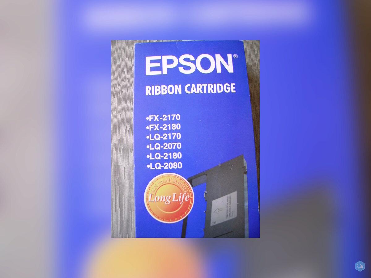 Nastro per stampante Epson 1