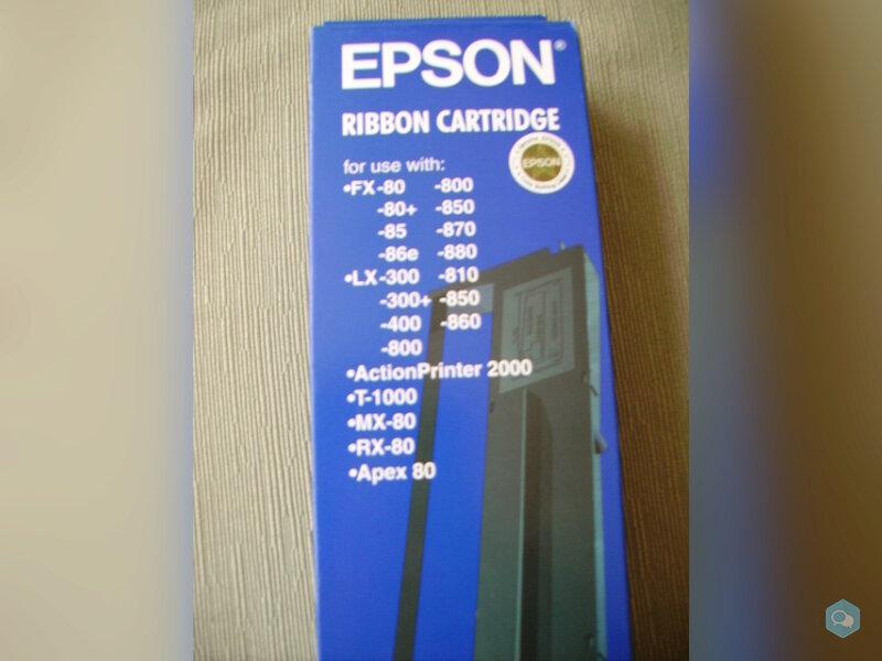 Nastro per stampante Epson 2