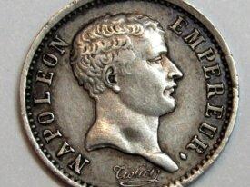 1/4 de franc - Napoléon I - 1807 A -