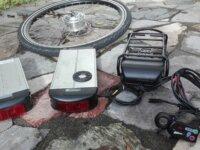 Kit Vélo électrique roue AV 36V 1