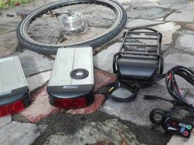 Kit Vélo électrique roue AV 36V
