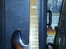 Bertola's PJ Bass