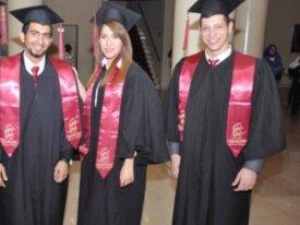 ارواب تخرج للجماعات والمدارس  Graduation
