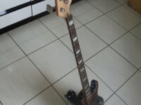 Jazz Bass Cort Gb34j  3