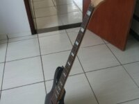 Jazz Bass Cort Gb34j  4
