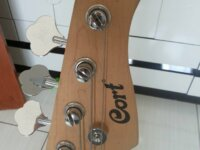 Jazz Bass Cort Gb34j  5