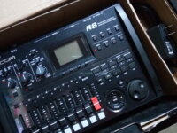 Interface Multitrack Zoom R8 1