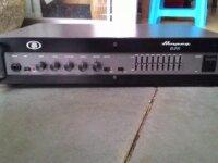 Cabeçote Ampeg B2R - 350w  1