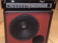 Cabeçote Ampeg B2R - 350w  4