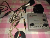 Kit microfonia estudio para decametrica 2