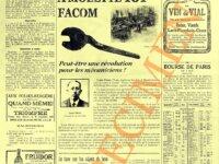 fac similé publicité Facom 1914 2