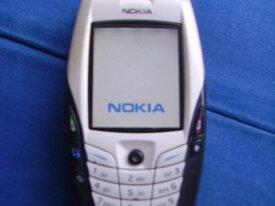 Cellulare Nokia 6600 e Nokia N-70 co anyenna GPS