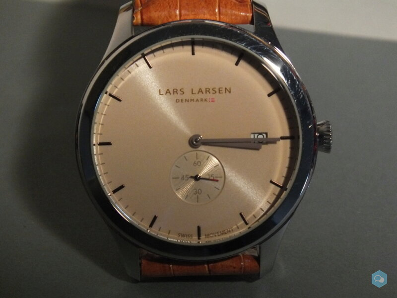 Lars Larsen dress watch ***SOLD*** 1