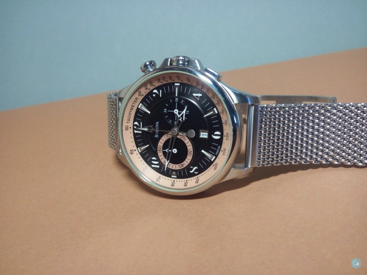 Bulova C860865 Chronograph  *** SOLD ! *** 1