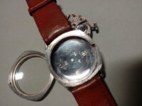 Silver Trench watch ***SOLD*** 4