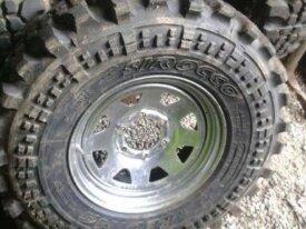 Vends pneus