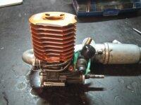 Vends moteur RB BX 2