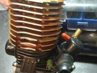 Vends moteur RB BX 3