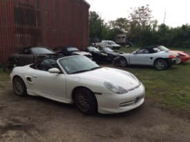 Lot de pieces ou caisses de 911 avant 1997