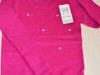 Тепленький мягкий свитер для девочек Nice Wear6/9 1