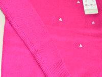 Тепленький мягкий свитер для девочек Nice Wear6/9 2