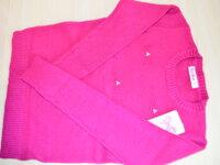 Тепленький мягкий свитер для девочек Nice Wear6/9 3