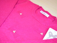 Тепленький мягкий свитер для девочек Nice Wear6/9 4