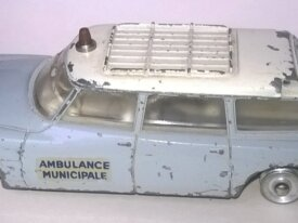 DS ID 19 ambulance