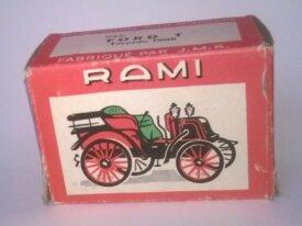 RAMI FORD T. TORPEDO 1908