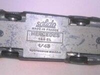 MERCEDES 190 SL 3