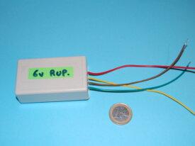 Allumage transistorisé (rupteur 6v)