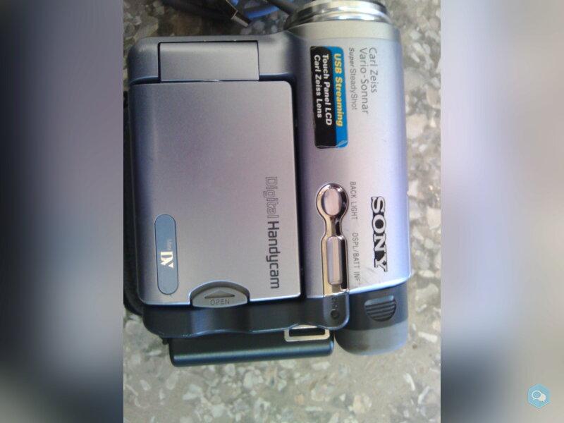 Sony DCR-TRV14E  5