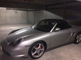 Porsche 986 S ph 2 260 ch