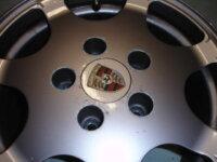 2 jantes arrière magnésium 944 turbo cup 4