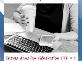 #Salarié #Amiens #Reconversion #GenerationCFF