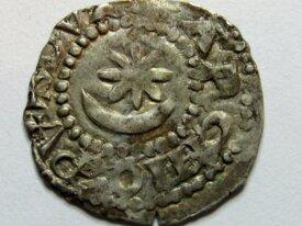 Provence - Raymond V - Denier - 1177-1185 -