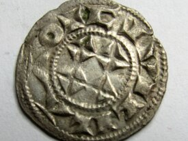 AQUITAINE - Guillaume X - Denier - Bordeaux - 1127