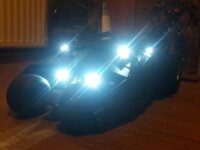 Hot Toys Batmobile Tumbler noire à vendre 1