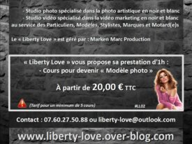 #Photographie #ModèlePhoto #LibertyLove #VIP