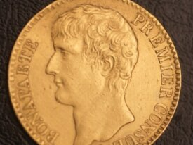 40 Francs Or Napoleon AN 12