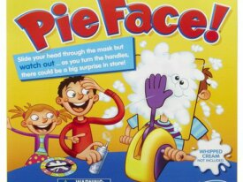 Jeu Pie Face