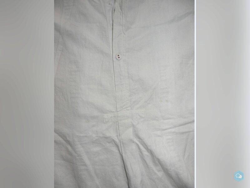 Госпитальная немецкая рубаха времен ВОВ 3