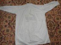 Госпитальная немецкая рубаха времен ВОВ 4