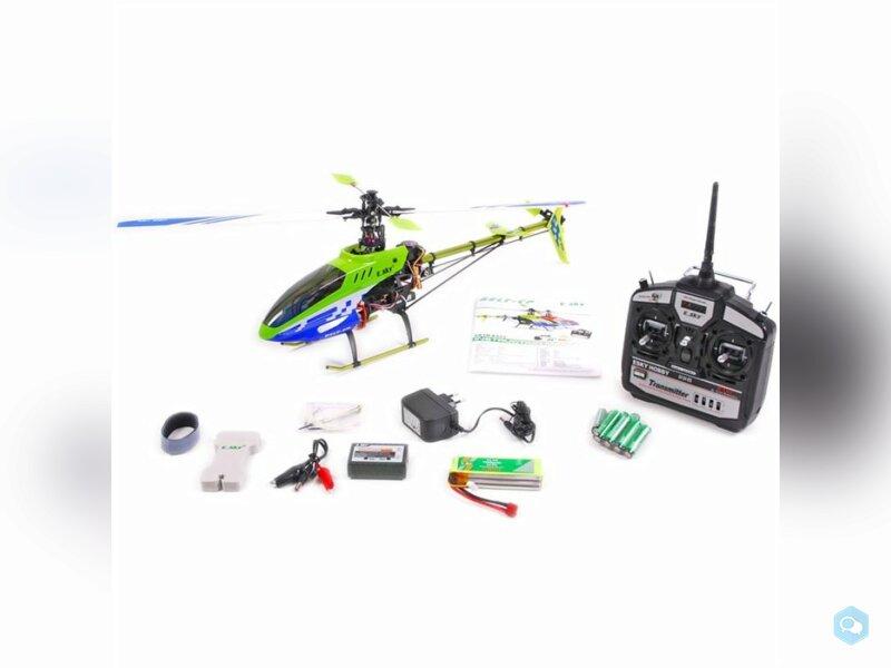 Helicoptère electrique ESKY BELT CP 2 2