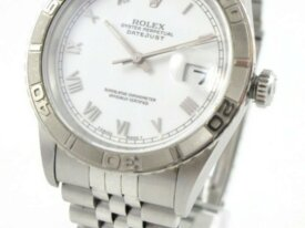 MONTRE ROLEX DATEJUST TURN O GRAPH
