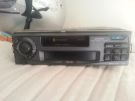 Stereo Radio Cassette Clarion